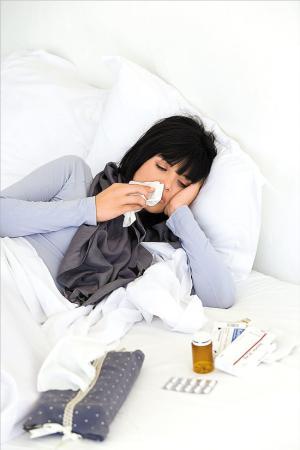 兴义女性人流前感冒还能做手术吗